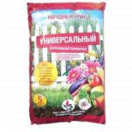 Народный грунт универсальный, 5 л.