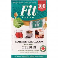 Подсластитель «Fitparad» №10, 50 г.
