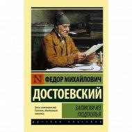 Книга «Записки из подполья».