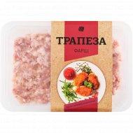 Фарш мясной «Крестьянский люкс» охлажденный, 1 кг., фасовка 1.29-1.4 кг