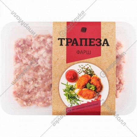 Фарш мясной «Крестьянский люкс» охлажденный, 1 кг., фасовка 0.9-1.4 кг
