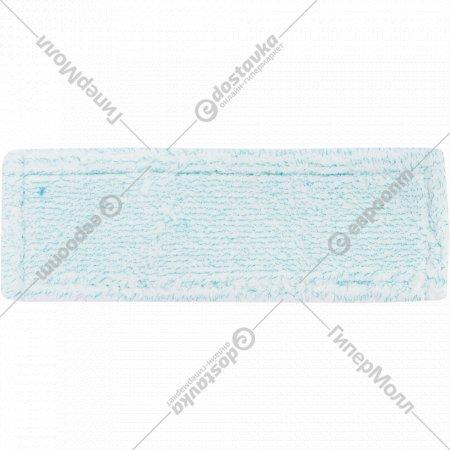 Насадка на щетку для пола текстильная сменная, 45 х 15 см.