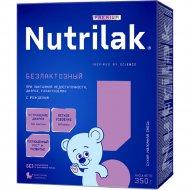 Смесь «Nutrilak» Premium безлактозная, специализированная, 350 г