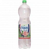 Напиток газированный безалкогольный «Стевик» грейпфрут, 1.5 л