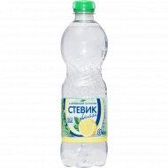 Напиток газированный безалкогольный «Стевик» Лимон, 0.5 л