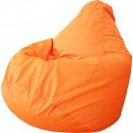 Бескаркасное кресло «Flagman» Г3.7-08, Оранжевый