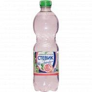 Напиток газированный безалкогольный «Стевик» грейпфрут, 0.5 л