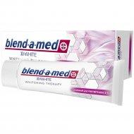 Зубная паста «Blend-a-med» 3D White Whitening, 75мл.