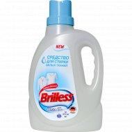 Средство моющее синтетическое «Brilless» для белых тканей, 1 л.