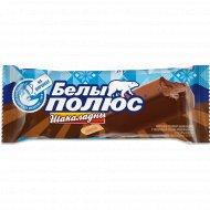 Мороженое пломбир шоколадный «Белый Полюс» эскимо, 75 г