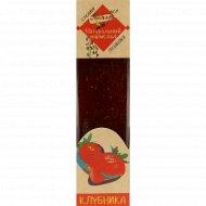 Мармелад «Любэль-Эко» из натуральных ягод клубники, 50 г.