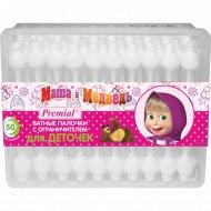 Ватные палочки для детской гигиены