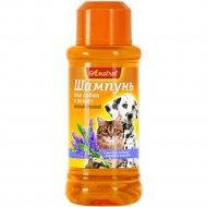 Шампунь «Amstrel» репелентный для кошек и собак, 320 мл.