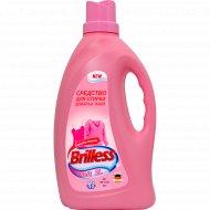Средство моющее синтетическое «Brilless» для деликатных тканей, 2 л.