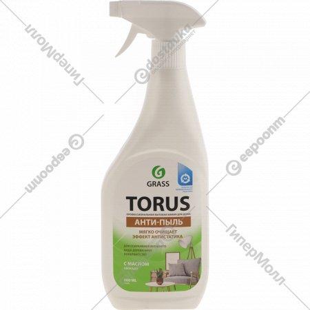 Очиститель-полироль «Torus» для мебели, 600 мл.