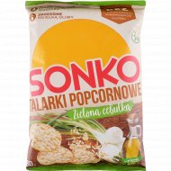 Чипсы кукурузные «Sonko» зеленый лук, 60 г