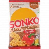 Чипсы кукурузные «Sonko» паприка, 60 г