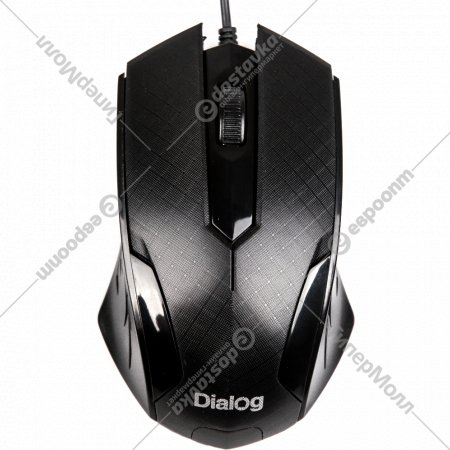 Мышь Mop-07U «Dialog» Pointer Optical.