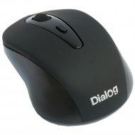 Мышь Mrop-05U Black «Dialog» 2.4G Optical.