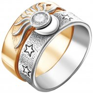 Кольцо «Красная Пресня» 24811429ДФ, р. 19.5