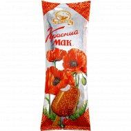 Мороженое «Красный мак» с кунжутом, 70 г.