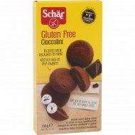Печенье с шоколадным кремом без глютена