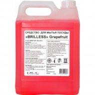 Средство для мытья посуды «Brilless grapefruit» 5 л.