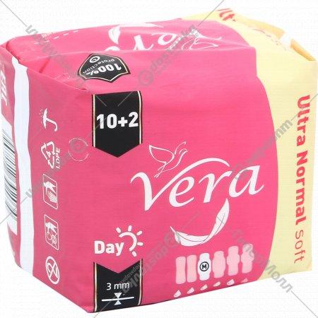Прокладки «Vera» Ultra Normal soft, 12шт.