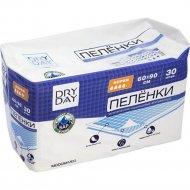 Пелёнки «Dry day», 60х90 см, 30 шт.