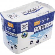 Пелёнки «Dry day», 60х60, 30 шт.