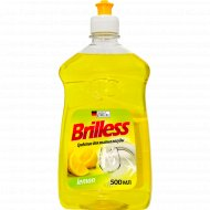 Средство для мытья посуды «Brilless» lemon, 0.5 л.