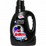 Средство моющее синтетическое «Brilless» Black для черных тканей, 1 л.
