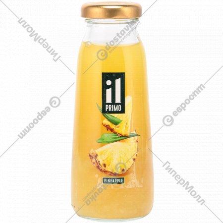 Сок «il Primo» ананасовый, 0.2 л.