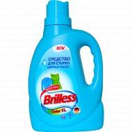 Средство моющее синтетическое «Brilless» для цветных тканей, 1 л.
