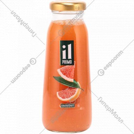 Сок «il Primo» грейпфрутовый, 0.2 л.