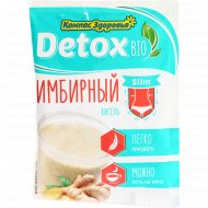 Кисель «Detox bio» имбирный, 25 г.