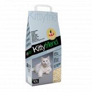 Наполнитель для туалета «Kitty Friend Budget» 10 л.