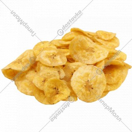Банановые чипсы, 1 кг, фасовка 0.3-0.4 кг