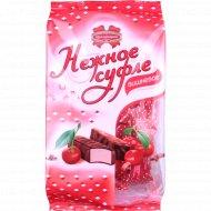 Подарочные конфеты Коммунарка «Нежное суфле вишневое» 200 г.