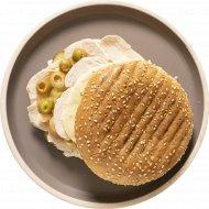 Гамбургер с индейкой и сельдереем, замороженый, 250 г.