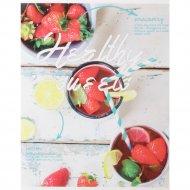 Тетрадь «Стиль. Полезные сладости» 96 листов, клетка.