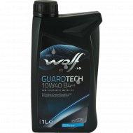 Масло моторное «Wolf» Guardtech, 1 л.