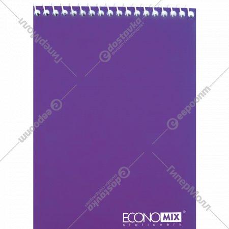 Блокнот А5 «Economix» 80 листов.