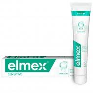 Паста зубная «Elmex» Sensitive Plus, 75 мл.
