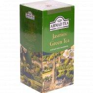 Чай зеленый «Ahmad Tea» Jasmine, 25 пакетиков.