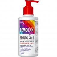 Мыло 3 в 1 «Demolan forte» мыло, шампунь, гель для душа, 300 мл
