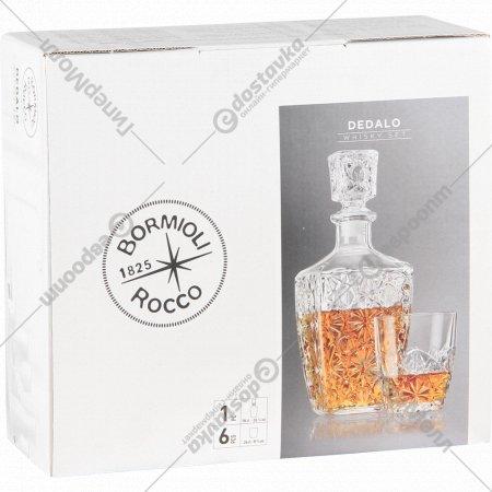 Набор для виски «Dedalo» 7 предметов.