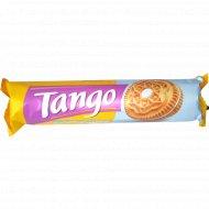 Печенье сахарное «Танго» со вкусом сгущенного молока, 75 г.