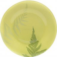 Тарелка «Luminarc» десертная, Filicaria vert, P3061, 198689
