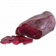 Продукт из говядины «Лондон Премиум» сыровяленый, 1 кг., фасовка 0.42 кг